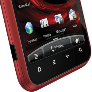 DROID INCREDIBLE 2 RED