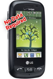 Buy One LG Cosmos Touch Get All Five Free